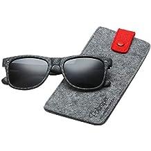 2a03346b9c0 Polarized 80 s Retro Classic Trendy Stylish Sunglasses for Men Women