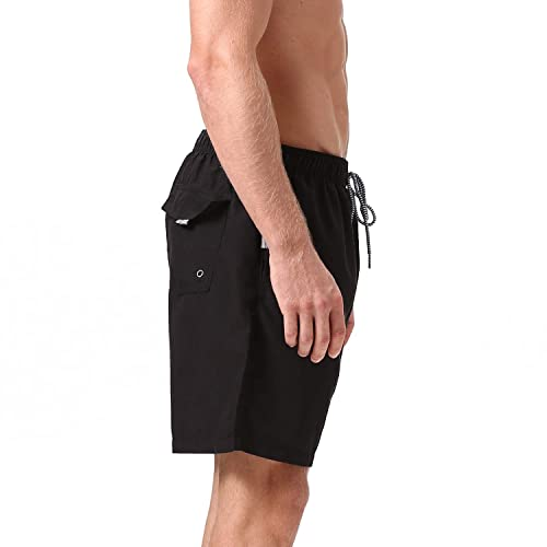 db9476fb59 PrevNext. PrevNext. anqier Mens Swim Trunks Quick Dry Swim Shorts with Mesh  Lining Swimwear Bathing Suits