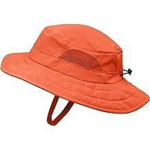 pretty nice 02a8c 18935 Connectyle Kids UPF 50+ Bucket Sun Hat UV Sun Protection Hats Summer Play  Hat
